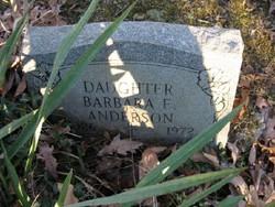 Babbara E. Anderson