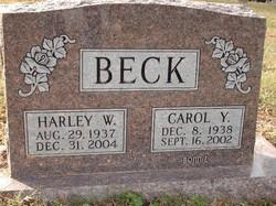 Harley W. Beck, Jr