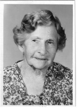 America Ann Annie <i>Bowman</i> Wright