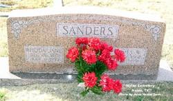 Rhoda Jane <i>Brandon</i> Sanders