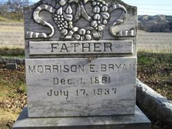 Morrison E. Bryan