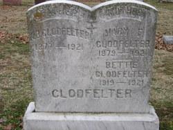 Mary Francis <i>Varble</i> Clodfelter
