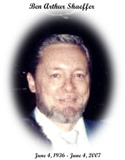 Ben Arthur Shaeffer