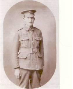 Pvt Albert Edward Padgham