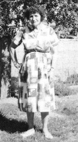 Violet Helen <i>Packer</i> Adair