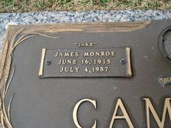 James Monroe Jake Campbell