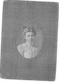 Florence Lillian <i>Palmer</i> Foster