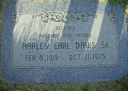 Harley Earl Davis, Sr