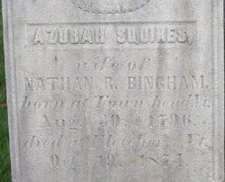 Azubah <i>Squires</i> Bingham