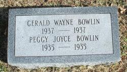 Peggy Joyce Bowlin