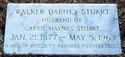Walker Dabney Stuart