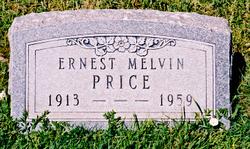 Ernest Melvin Price