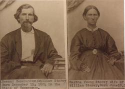 William M Story