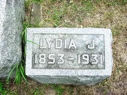 Lydia Jane <i>Prouty</i> Pierce