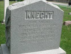 George Newton Knecht