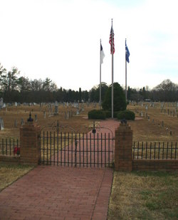 Flint Hill Baptist Church Cemetery