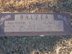 Abraham B. Balzer