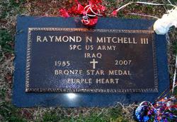 PFC Raymond Neal Mitchell, III