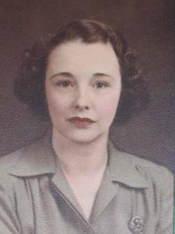 Violet Margaret <i>Mills</i> Foust