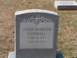James McBryde Marshall