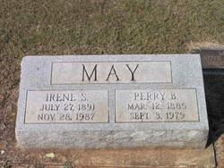 Perry B May