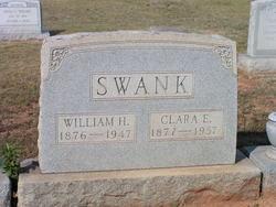 Clara E <i>Myers</i> Swank