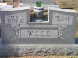Virginia E Wood