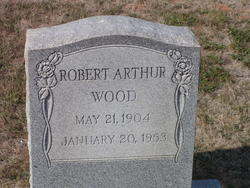 Robert Arthur Wood