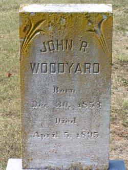 John R Woodyard
