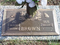 J C Brown