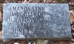 Amanda Lynn Belk