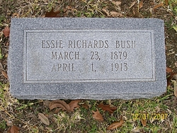 Essie <i>Richards</i> Bush