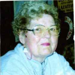 Gladys Jeanette <i>Cramer</i> Zech