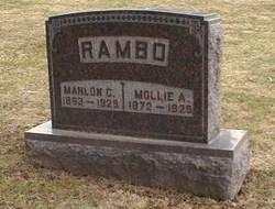 Mahlon C Rambo