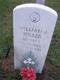 William A Miller
