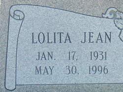 Lolita Jean <i>Iseman</i> Atkinson