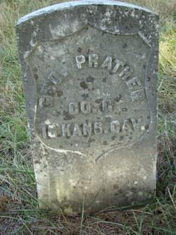 Pvt George L. Prather