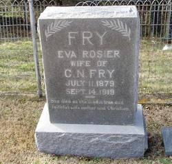 Eva <i>Rosier</i> Fry