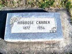 Ambrose Cramer