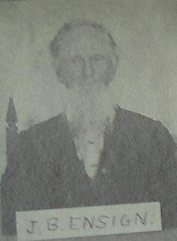 Joseph Burdick Ensign