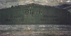 August Blech