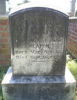 Dr Eppa Hunton Heaton