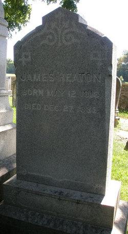 James Heaton