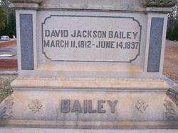 Col David Jackson Bailey