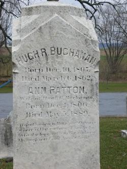 Ann <i>Patton</i> Buchanan