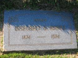 Margaret Queen <i>Phillips</i> Adams