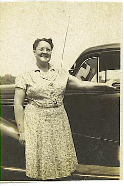 Annie Belle <i>Daubenspeck</i> Mangrum