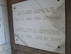 Kathleen Fauntleroy <i>Stevens</i> Armour