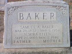 Samuel A Baker