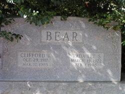 Clifford B Bear